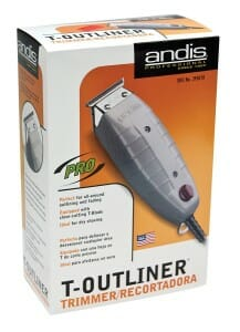 Andis T-Outliner Trimmer with T-Blade (04710)
