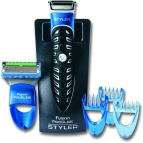 Gillette Fusion ProGlide Styler 3-in-1, Best Body Groomer