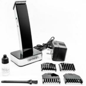 TRYM II – The Rechargeable Modern Hair Clipper Kit, Best Stubble Trimmer