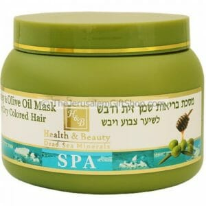 dead sea minerals spa hair mask
