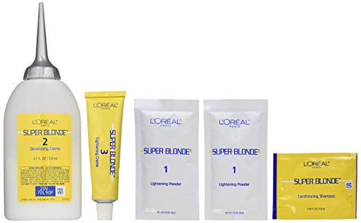 Loreal Paris Super Blonde