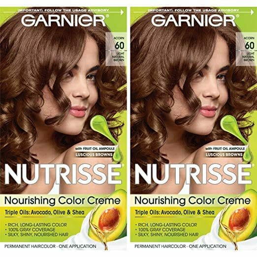Garnier Hair Color Nutrisse Nourishing Crème