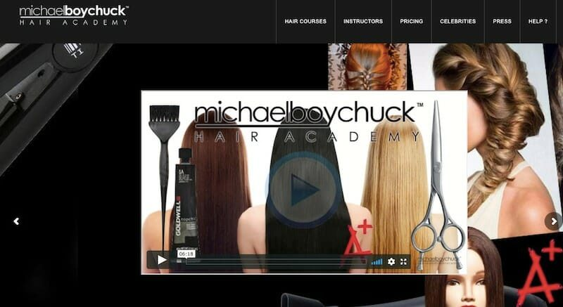 online hair courses