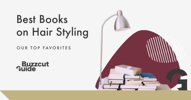 books for hairstyling
