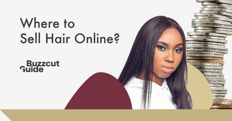 sell hair online