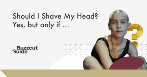 should you shave your head